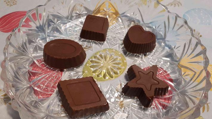 Schaumschokolade herstellen
