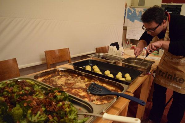 Leckeres Essen à la Meisterkoch Tilo