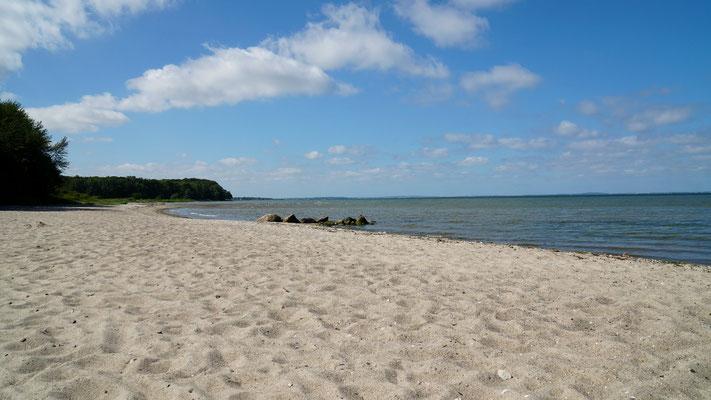 Ostsee, Flensburger Förde, Strand, Ohrfeldhaff