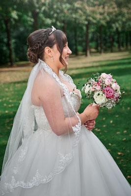 Hochzeitsfotograf Schloss Clemenswerth