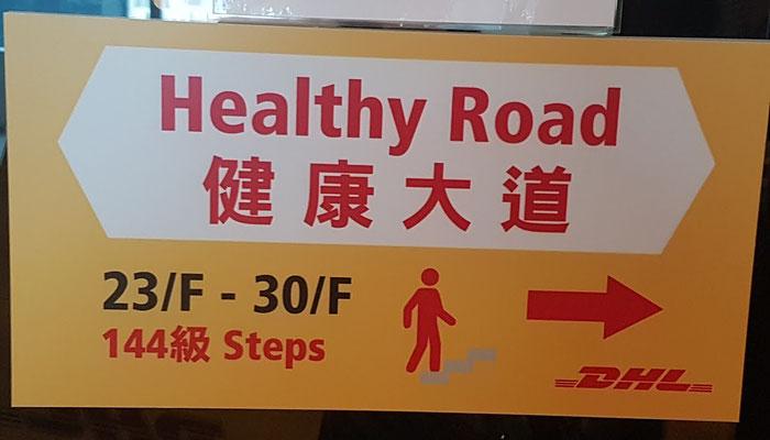 Stairways to health