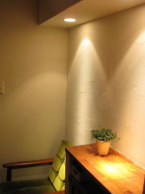 小倉南区リラクゼーションマッサージ店内の様子
