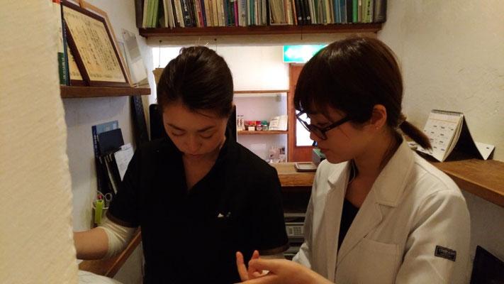 小倉魚町の鍼灸リビング