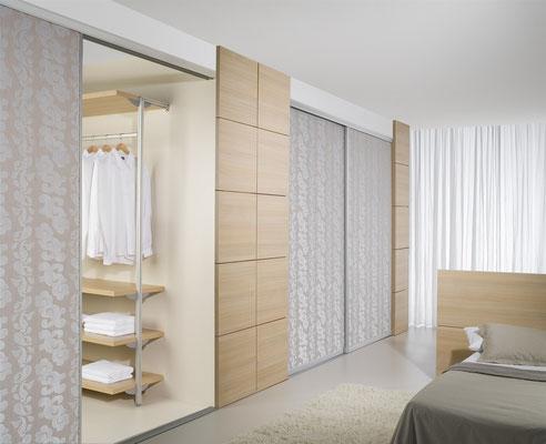 raumteiler schranksysteme und schiebet ren nach ma. Black Bedroom Furniture Sets. Home Design Ideas