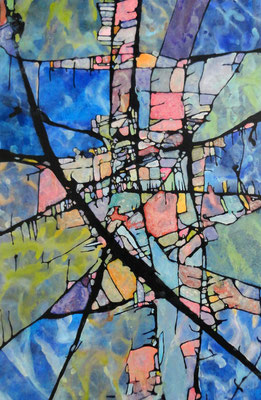 Abysse 2 195x130cm A./T.