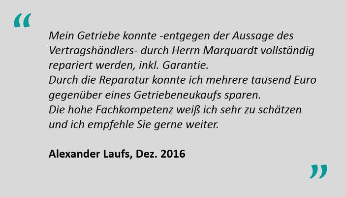 Kundenbewertung Jens Marquardt KFZ Service Lindwedel 4