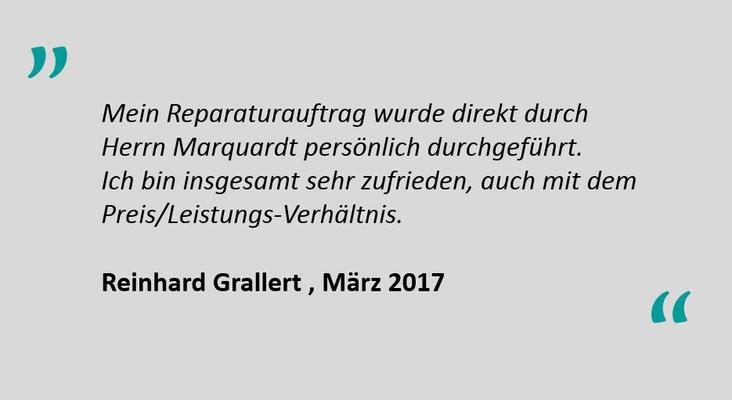 Kundenbewertung Jens Marquardt KFZ Service Lindwedel 12