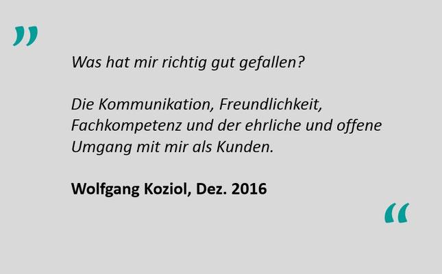Kundenbewertung Jens Marquardt KFZ Service Lindwedel 2