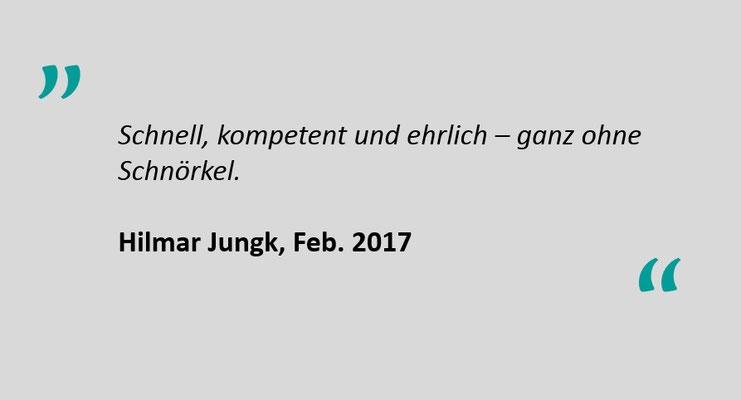Kundenbewertung Jens Marquardt KFZ Service Lindwedel 10