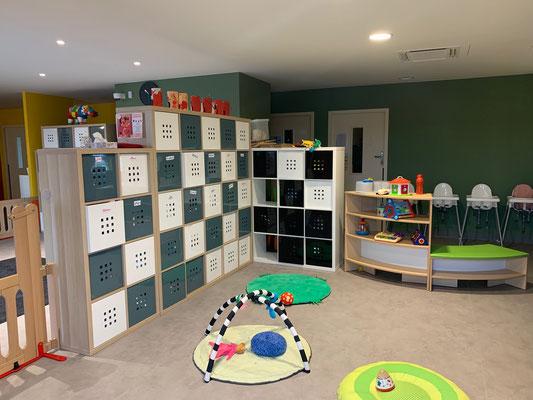 la salle des petits