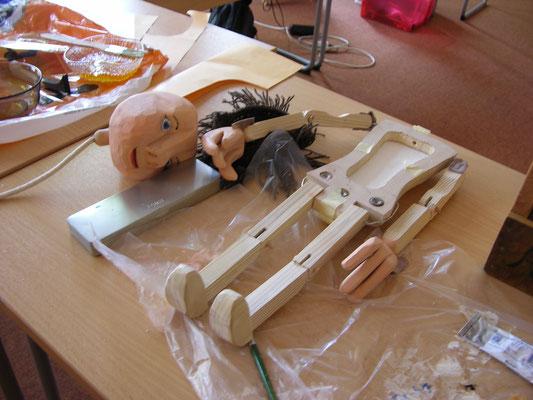 Marionettenbau-Kurs