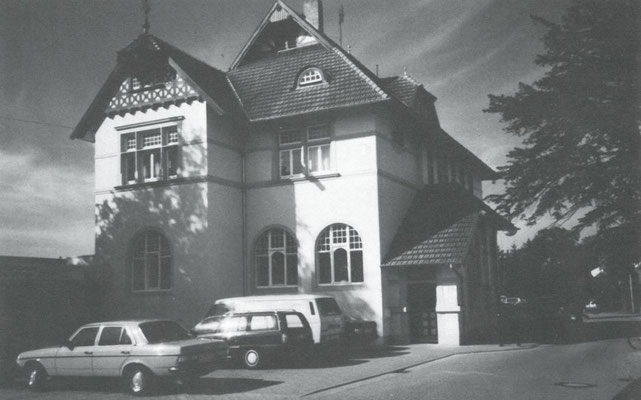 1988 - Umzug in die Peterstraße 15, den heutigen Unternemensstandort