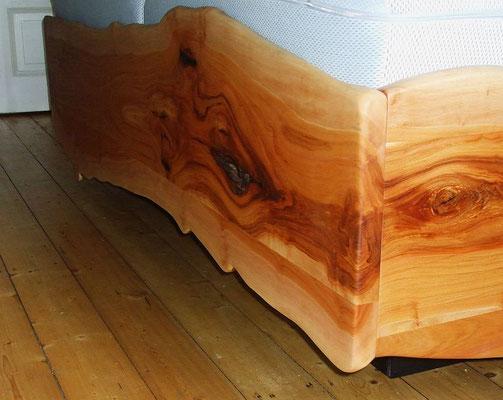 Detail: natürliche Baumkante