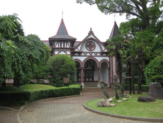 土浦一高 旧本館
