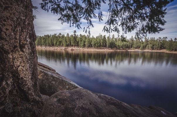 Woods Canyon Lake, Mogollon Rim