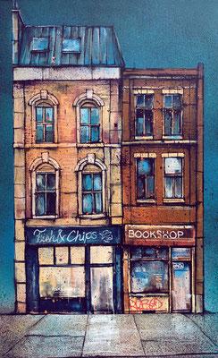 "<alt=""piano custom streetart graffiti music piano customisé personnalisé peint décoré peinture artiste peintre art urbain londres london facade"">"