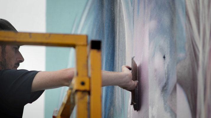 "<alt=""artiste peintre streetart graffiti festival just Do Paint Saint-Brieuc Bretagne art urbain GRAFFMATT artiste peinture murale"">"