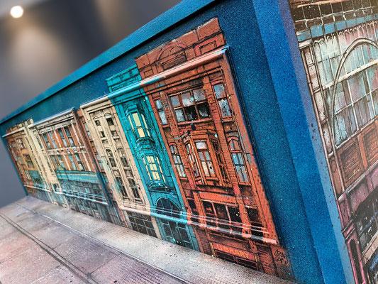 """<alt=""""piano custom streetart graffiti music piano customisé personnalisé peint décoré peinture artiste peintre graff sur piano droit"""">"""