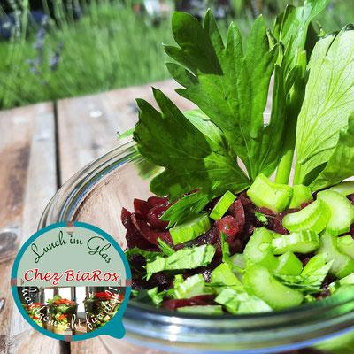 Rote Beete-Apfel-Salat