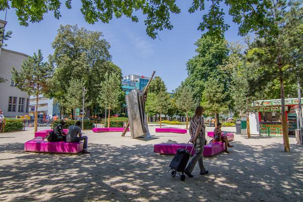 Schillerpark Linz art apartment Linz 5 min Fußweg