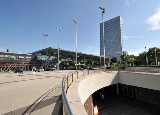 Hauptbahnhof Linz art apartment Linz 10 min Fußweg