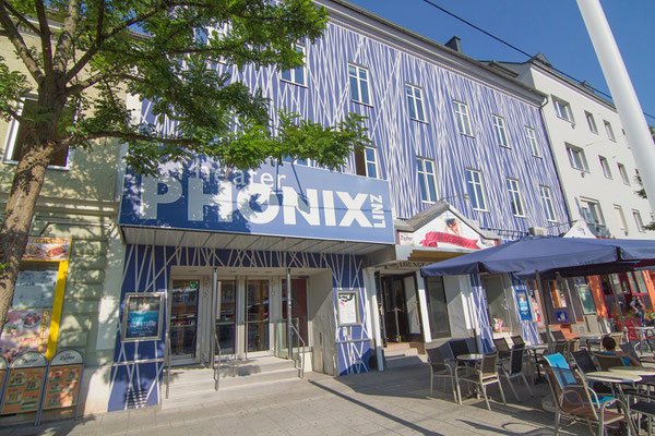 Phönix Theater Linz art apartment Linz 10 min Fußweg