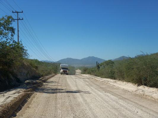 Küstenstrasse San José del Cabo-Los Barilles