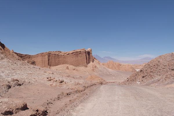 Die Atacamawüste - die trockenste Wüste der Welt
