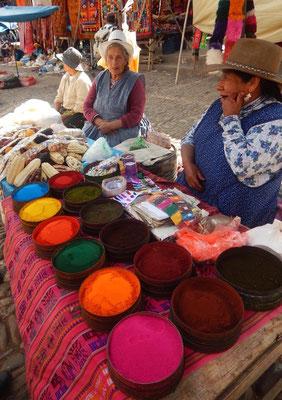 Pisac Mercado