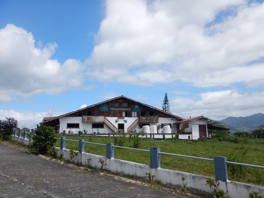 Suiza en Costa Rica