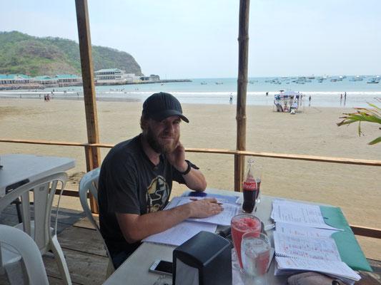 Lernen am Meer