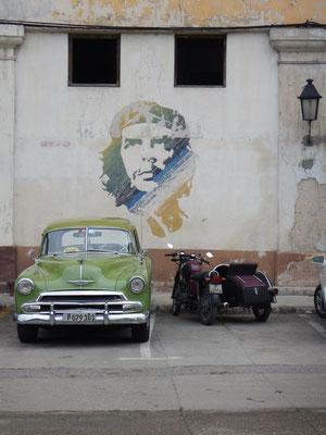 Cuba Klischeefoto;-) Mein Lieblingsschnappschuss