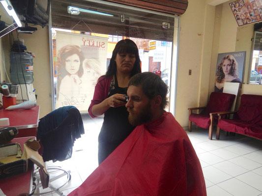 Haarschnitt für 3.-