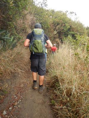 Wanderung auf den Vulkan Santa Ana