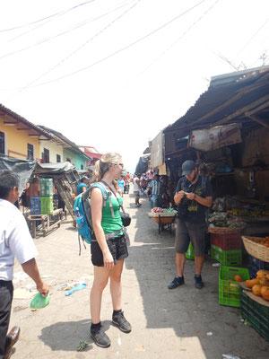 Ausflug nach Granada, Nicaragua