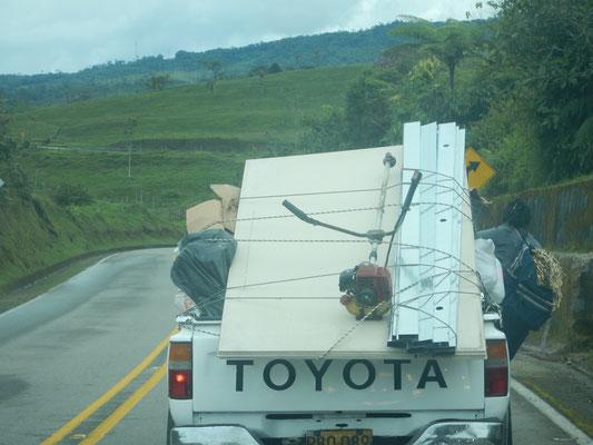 Ladungssicherung ist Glückssache