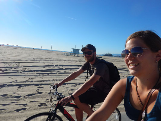 Velotour in Venice Beach