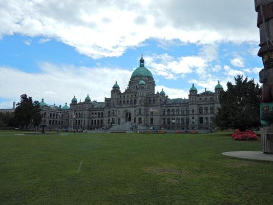 Parliamentbuilding Victoria