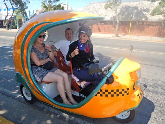 freches Coco Taxi