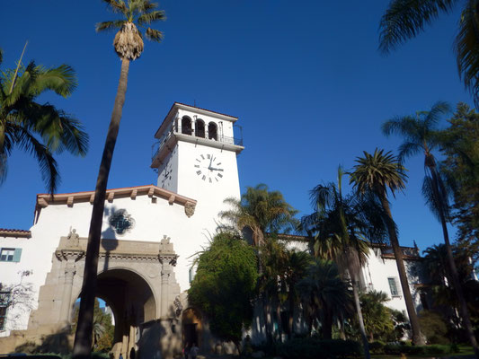 Courthouse Santa Barbara