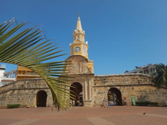 Torre del Reloj-Uhrenturm