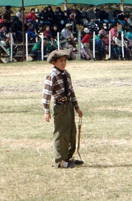 Keiner zu klein - ein Gaucho zu sein