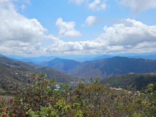 Durchs schöne Hochland von Guatemala