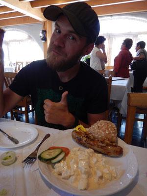 Cabana Suiza - Mhhhmmm Bratwurst