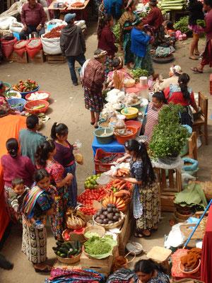 Markt von Zunil