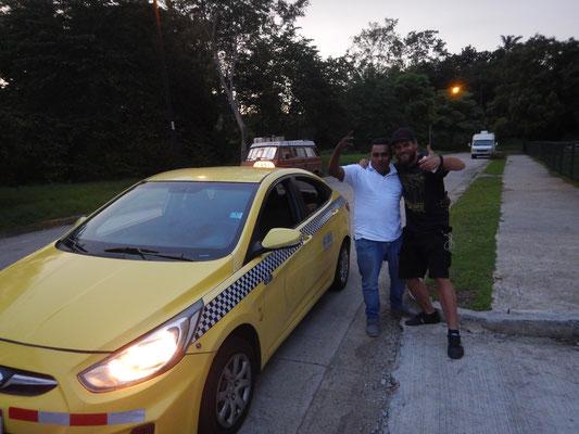 Mein Freund der Taxifahrer
