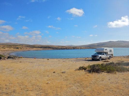 Cabo Dos Bahias, mal wieder ein Traumplätzchen