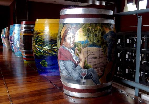 Im Weinmuseum