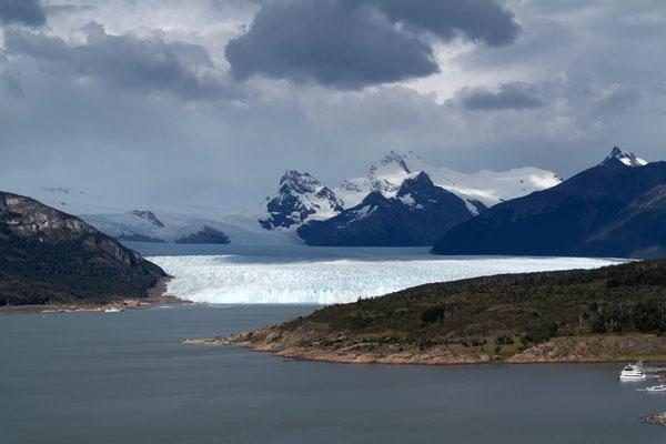 Gletscherzunge des Perito Moreno