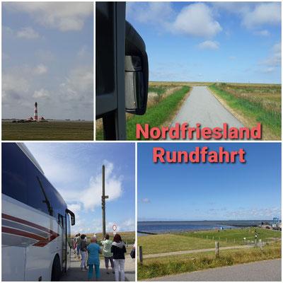 Nordfriesland Fahrt 2021